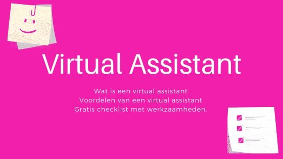 blog over virtual assistant